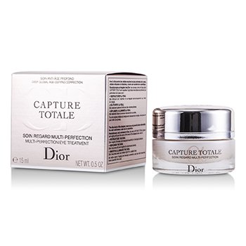 Christian Dior Capture Totale Soin Regard Multi-Perfection Eye Treatment  15ml/0.5oz
