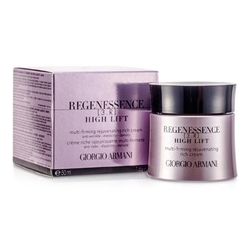Giorgio Armani Regenessence [3.R] High Lift Multi-Firming Rejuvenating Rich Cream  50ml/1.69oz