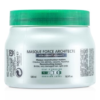 KerastaseResistance Force Architecte Reconstructing Masque (For Brittle, Very Damaged Hair, Split Ends) 500ml/16.9oz