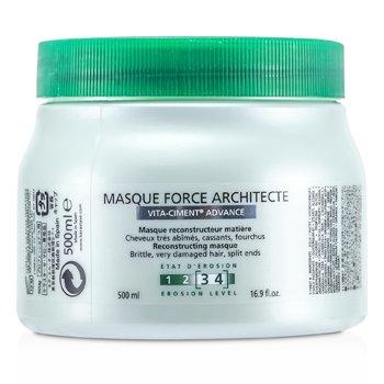 KerastaseResistance Force Architecte Reconstructing Masque (For Brittle, Very Damaged Hair, Split Ends) 500ml/16.9oz