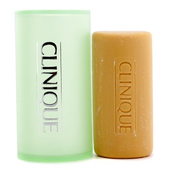 CliniqueFacial Soap - Oily Skin Formula (With Dish) (Unboxed) 150g/5oz