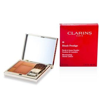 ClarinsBlush Prodige Illuminating Cheek Color - # 06 Spiced Mocha 7.5g/0.26oz