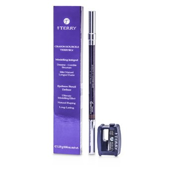 By Terry Crayon Sourcils Terrybly Eyebrow Pencil Definer – # 2 Ash Brown 1.19g/0.04oz