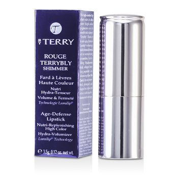 By Terry Rouge Terrybly Shimmer Age Defense Lipstick – # 801 So Flamenco 3.5g/0.12oz