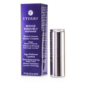 By Terry Rouge Terrybly Shimmer Age Defense Lipstick – # 803 Love Affair 3.5g/0.12oz