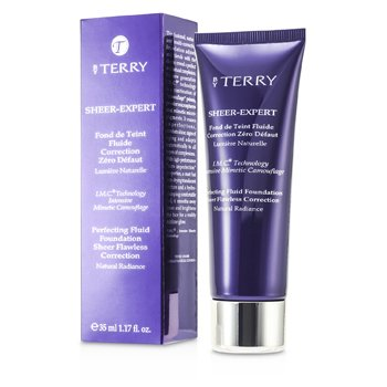 By Terry Sheer Expert Perfecting Fluid Foundation – # 3 Cream Beige 35ml/1.17oz
