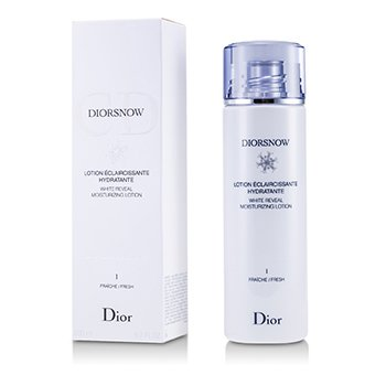 Christian DiorDiorSnow White Reveal Moisturizing Lotion #1 (Fresh) 200ml/6.7oz