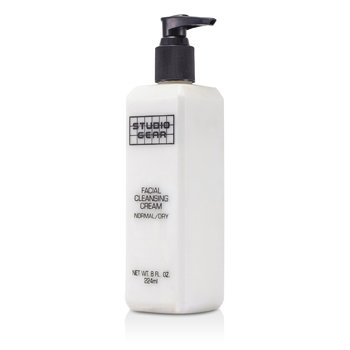Studio Gear Facial Cleansing Cream (Normal/Dry Skin)  224ml/8oz