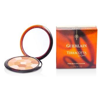 Guerlain Terracotta Light Sheer Polvos Bronceadores- No. 04 Sun Blondes  10g/0.35oz
