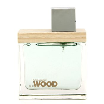 Dsquared2She Wood Crystal Creek Wood Eau De Parfum Spray 50ml/1.7oz
