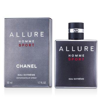 Allure Homme Sport Eau Extreme Туалетная Вода Спрей 50ml/1.7oz StrawberryNET 4132.000