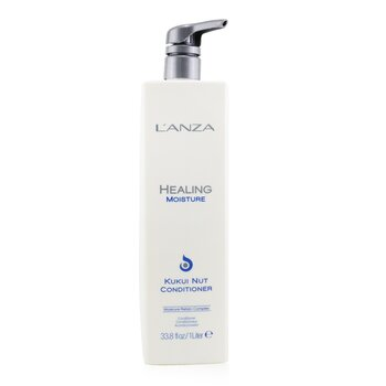 LanzaHealing Moisture Kukui Nut Conditioner 1000ml/33.8oz