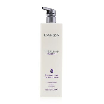 LanzaHealing Smooth Glossifying Conditioner 1000ml/33.8oz