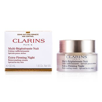 ClarinsExtra-Firming Night Rejuvenating Cream - Special for Dry Skin 50ml/1.6oz