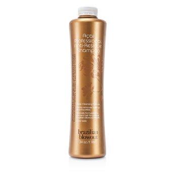 Brazilian Blowout Shampoo Acai Professional Anti-Residue  (Tamanho profissional ) 1000ml/34oz
