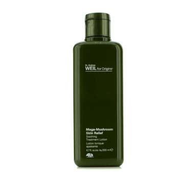 OriginsLo��o calmante Dr. Andrew Mega-Mushroom Skin Relief Soothing Treatment 0HR2 200ml/6.7oz