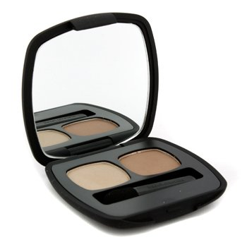 Bare Escentuals BareMinerals Ready Eyeshadow 2.0 - The Enlightenment (# Gurn, # Namaste)  3g/0.1oz