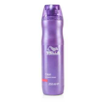 WellaClean  Champ� Anticaspa 250ml/8.4oz