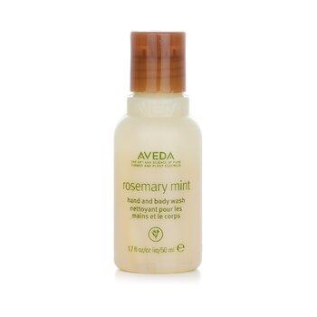 AvedaRosemary Mint Hand & Body Wash 50ml/1.7oz
