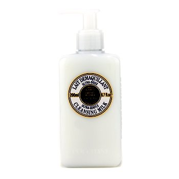L'Occitane Shea Butter Ultra-Gentle Cleansing Milk 01LD200K12  200ml/6.7oz