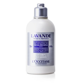 L'OccitaneLavender Harvest Body Lotion (New Packaging) 250ml/8.4oz