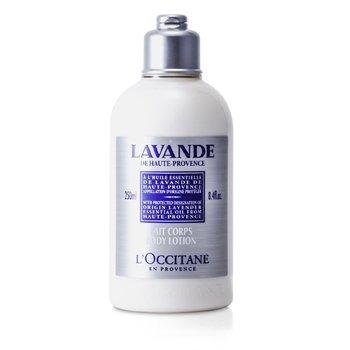 L'Occitane Lavender Harvest Losion Tubuh (Kemasan Baru)  250ml/8.4oz