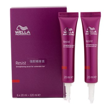 Wella Resist Serum Fortalecedor (Cabello Delicado)  6x20ml/0.67oz
