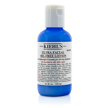 Kiehl'sUltra Facial Oil-Free Lotion (For Normal to Oily Skin) 125ml/4oz