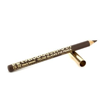 Helena Rubinstein Feline Blacks Eye Pencil - # 02 Black Brown/Tawny Brown (Unboxed)  1.05g/0.037oz