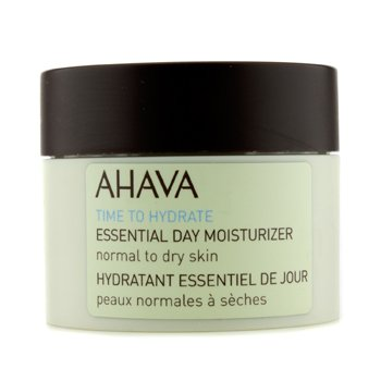 Ahava Time To Hydrate Essential Day Moisturizer (Normal / Dry Skin) (Unboxed) 50ml/1.7oz