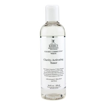 Kiehl'sClearly Corrective White T�nico Activador Claridad 250ml/8.4oz