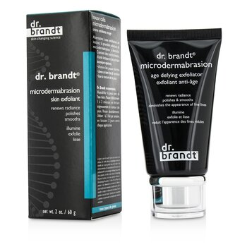 Dr. BrandtMicrodermabrasion Skin Exfoliant 60g/2oz