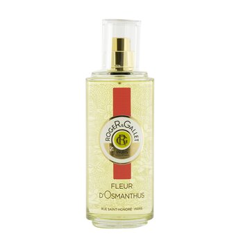 Roger & GalletFleur d' Osmanthus Fresh Fragrant Water Spray 100ml/3.3oz
