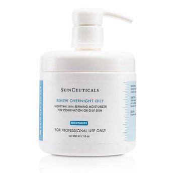 Skin CeuticalsRenew Overnight Oily (Salon Size) 480ml/16oz