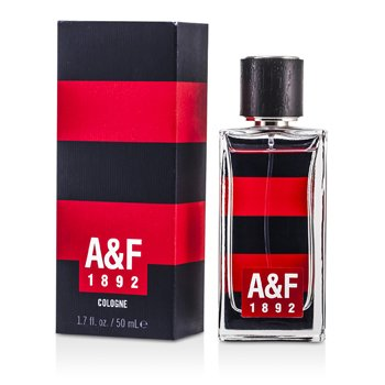 Abercrombie & Fitch 1892 Red Eau De Cologne Spray 50ml/1.7oz