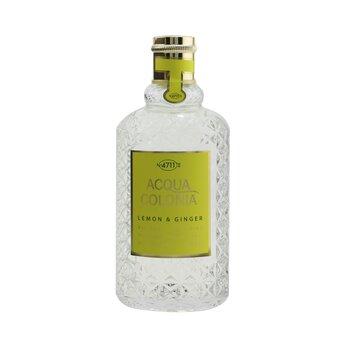 4711Acqua Colonia Lemon & Ginger Eau De Cologne Vaporizador 170ml/5.7oz