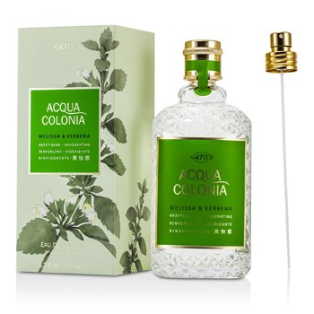 4711 Acqua Colonia Melissa & Verbena Eau De Cologne Spray  170ml/5.7oz