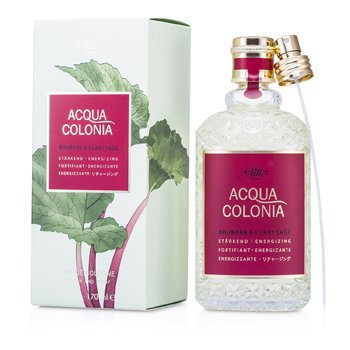 4711 Acqua Colonia Rubharb & Clary Sage Eau De Cologne Spray  170ml/5.7oz