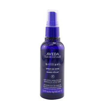 Aveda Brilliant Spray-On Shine  100ml/3.4oz