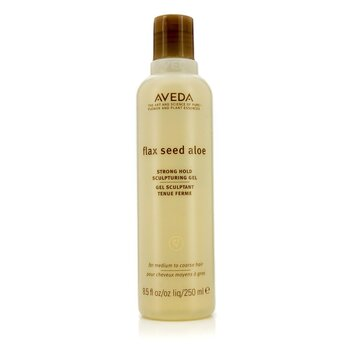 AvedaFlax Seed Aloe Strong Hold Sculpturing Gel 250ml/8.5oz