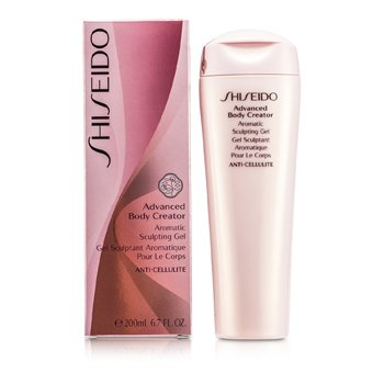 ShiseidoGeli�tirilmi� V�cut ��in Aromatik Bi�imlendirici Jel - Sel�lit Kar��t� 200ml/6.7oz