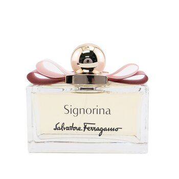 Salvatore Ferragamo Woda perfumowana EDP Spray Signorina  100ml/3.4oz