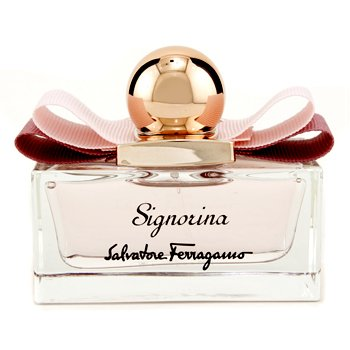 Salvatore Ferragamo Signorina Eau De Parfum Spray  50ml/1.7oz