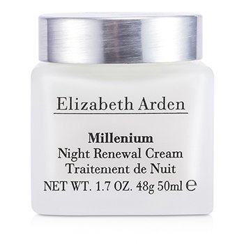 Elizabeth ArdenCreme Millenium Night Renewal Cream (Sem Caixa ) 48g/1.7oz