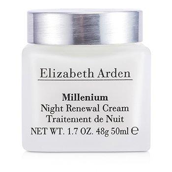 Elizabeth ArdenMillenium Night Renewal Cream (Unboxed) 48g/1.7oz