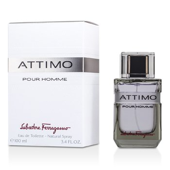 Salvatore Ferragamo Attimo Eau De Toilette Spray  100ml/3.4oz