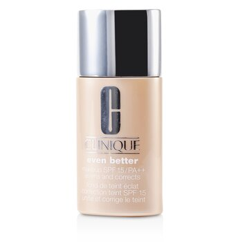 CliniqueEven Better Makeup SPF15 (Dry Combinationl to Combination Oily) - No. 63 Fresh Beige 30ml/1oz