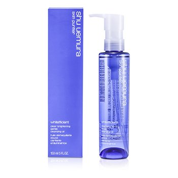 Shu Uemura Whitefficient Clear Brightening Gentle Cleansing Oil  150ml/5oz