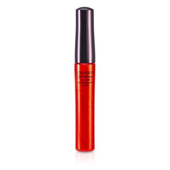Shiseido The Makeup Lip Gloss - G13 Red Coral (Unboxed)  5ml/0.15oz