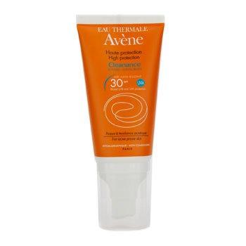 Avene Очищающее Солнцезащитное Средство SPF30 (для Проблемной Кожи) 50ml/1.7oz